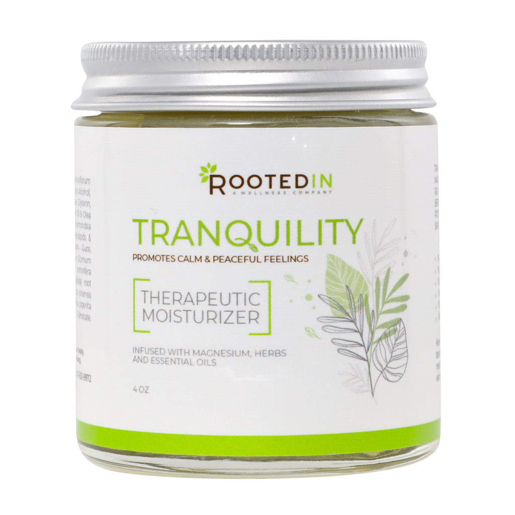 stress relief, tranquility, magnesium, anxiety, anxiety relief, overwhelming, frustration, natural remedy, therapeutic cream